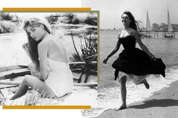 有了 Brigitte Bardot 的 8 件標誌單品,你也可以度過復古風情的夏季!