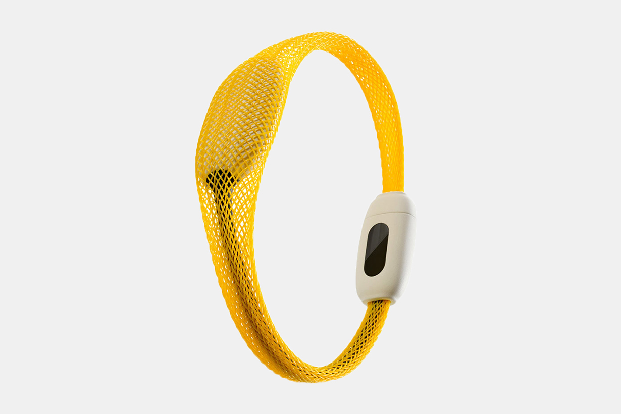 Buzz wearable by New Deal Design aims to stop sexual assault