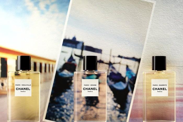它們將成為你今夏必備單品!全新 Les Eaux De CHANEL 香水帶你出走現實