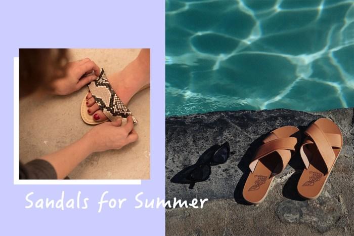 這5個夏日涼鞋品牌,你一定得知道!