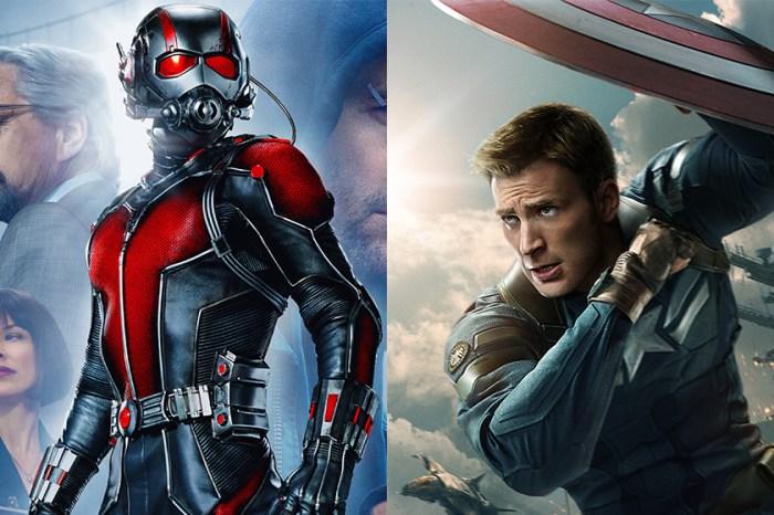 流言證實!美國隊長戲份全刪掉,《蟻俠 2》導演稱是劇組的決定!