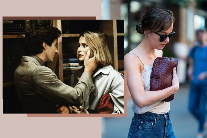 讓世代女星為之傾心的時尚經典:Bottega Veneta 的「The Lauren 1980」皮包