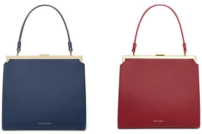 Mansur Gavriel 推出復古格調的 Elegant Bag,會否繼水桶包後成為下一個經典款?