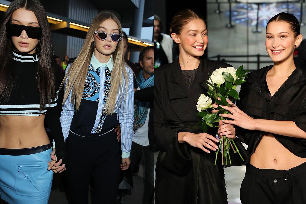 Gigi Hadid Talks About Bella Hadid And Rivalry