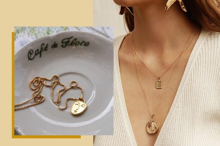 首飾盒中的一點金光:氣質女生必收藏的 6 個獨立設計品牌