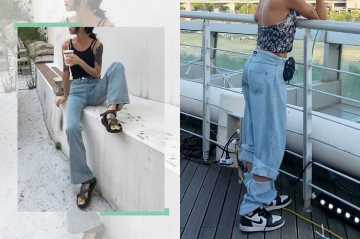 牛仔褲控請注意:要購入新款之前,必定要掌握這 4 個秋季大勢!