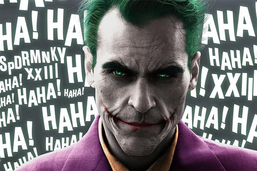 Joker Origin Movie Joaquin Phoenix Warner Bros