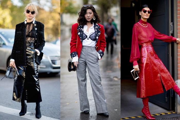 當內衣成為街頭造型的時尚單品!與你分享「內衣外穿」街拍指南