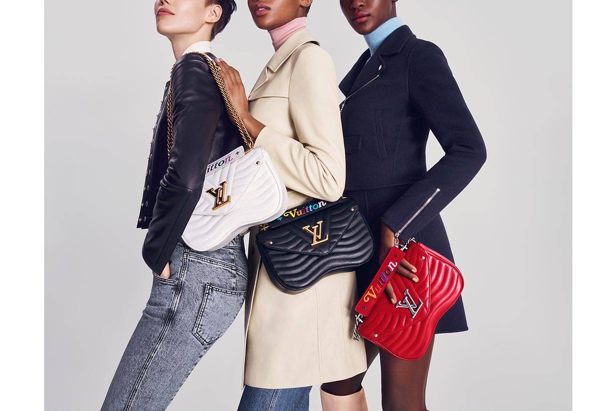 Louis Vuitton New Wave Bags Collection