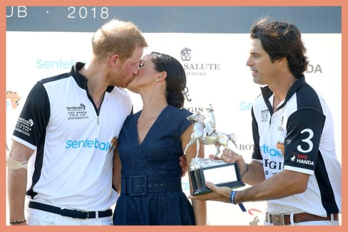一切就是如此自然:哈利王子與梅根在公開場合的這個吻,讓人無比羨慕!