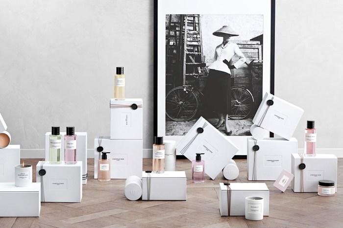 Maison Christian Dior 香薰精品系列,藉香氣為你打造法式悠閒風格