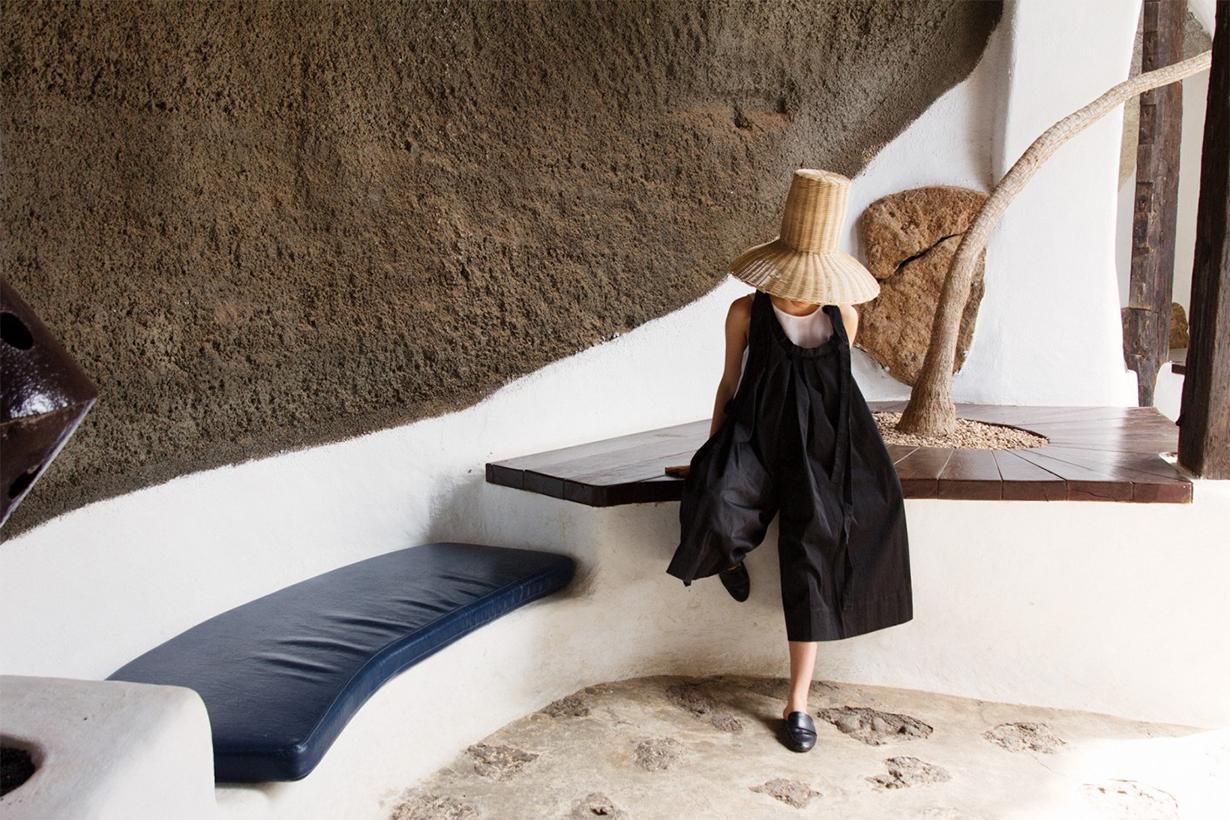 Artist Maryam Keyhani's Hat Pieces