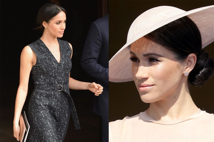 一套衣服花 15 萬英鎊,Meghan Markle 當上王妃就愛揮霍?
