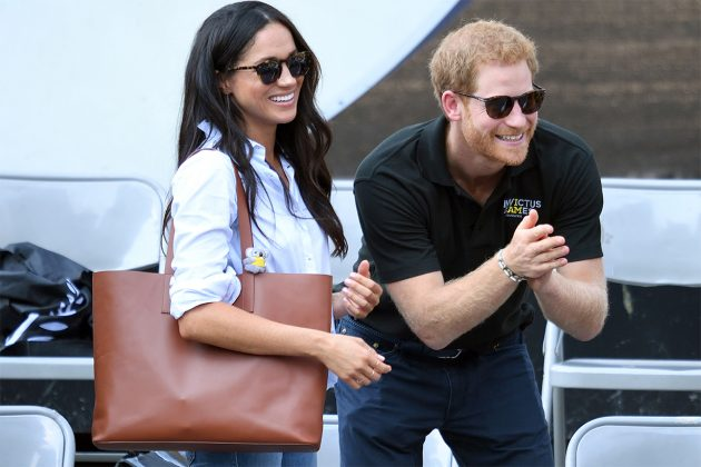 Meghan Markle Bag Prince Harry