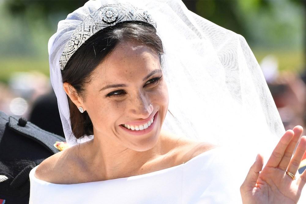 Maghen Markle Flawless Skin Royal Wedding