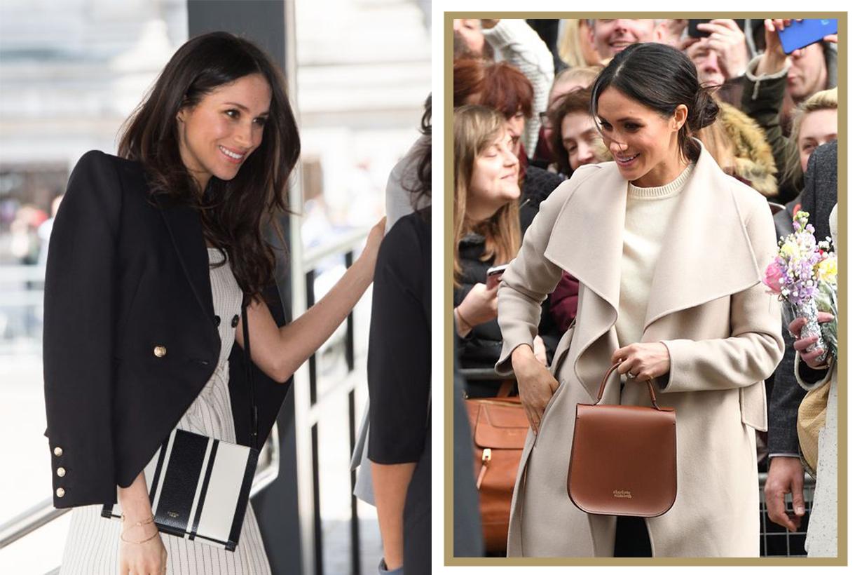 Meghan Markle Breaks Royal Style Rules