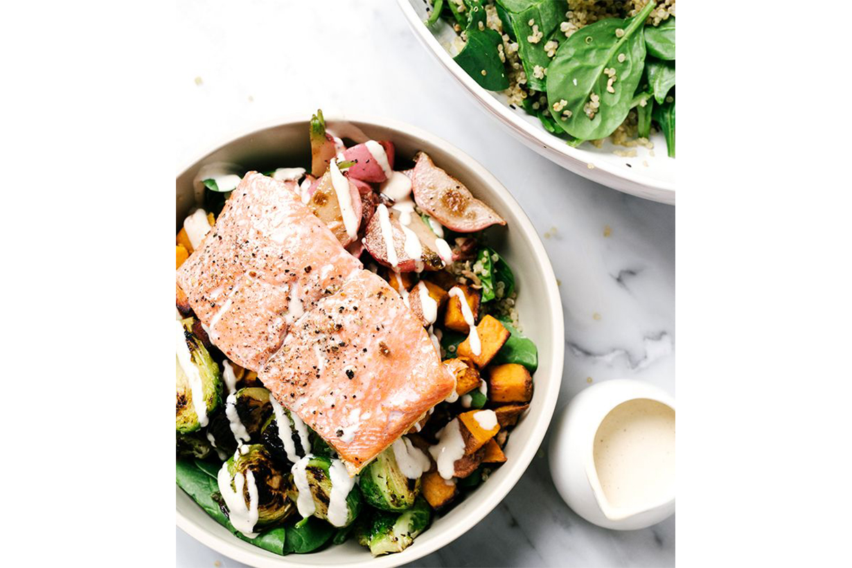 Healthy food make you more Pretty