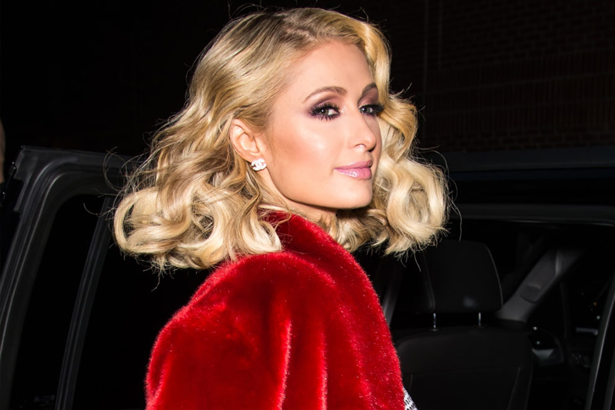 Paris Hilton Launched Skincare Line ProD.N.A