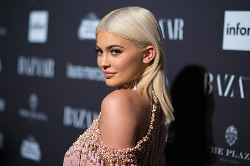 People Are Mad At Kylie Jenner For Piercing Baby Stormi's Ears