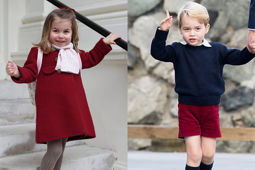 Why Princess Charlotte Is Worth $1 Billion More to the British Economy Than Prince George