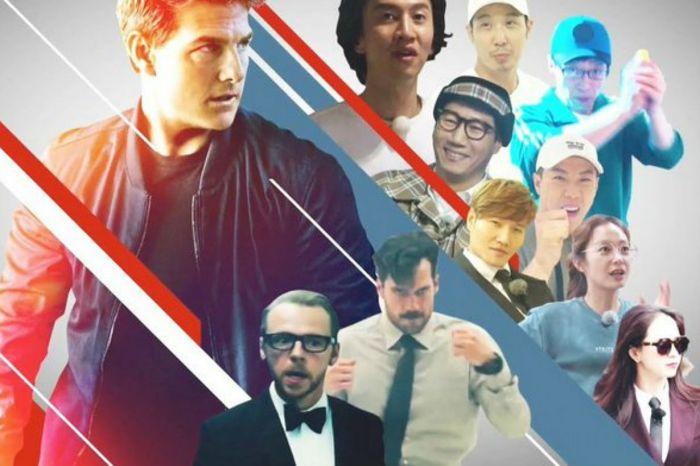 Tom Cruise 登上《Running Man》節目預告正式曝光:9 年來最強遊戲!