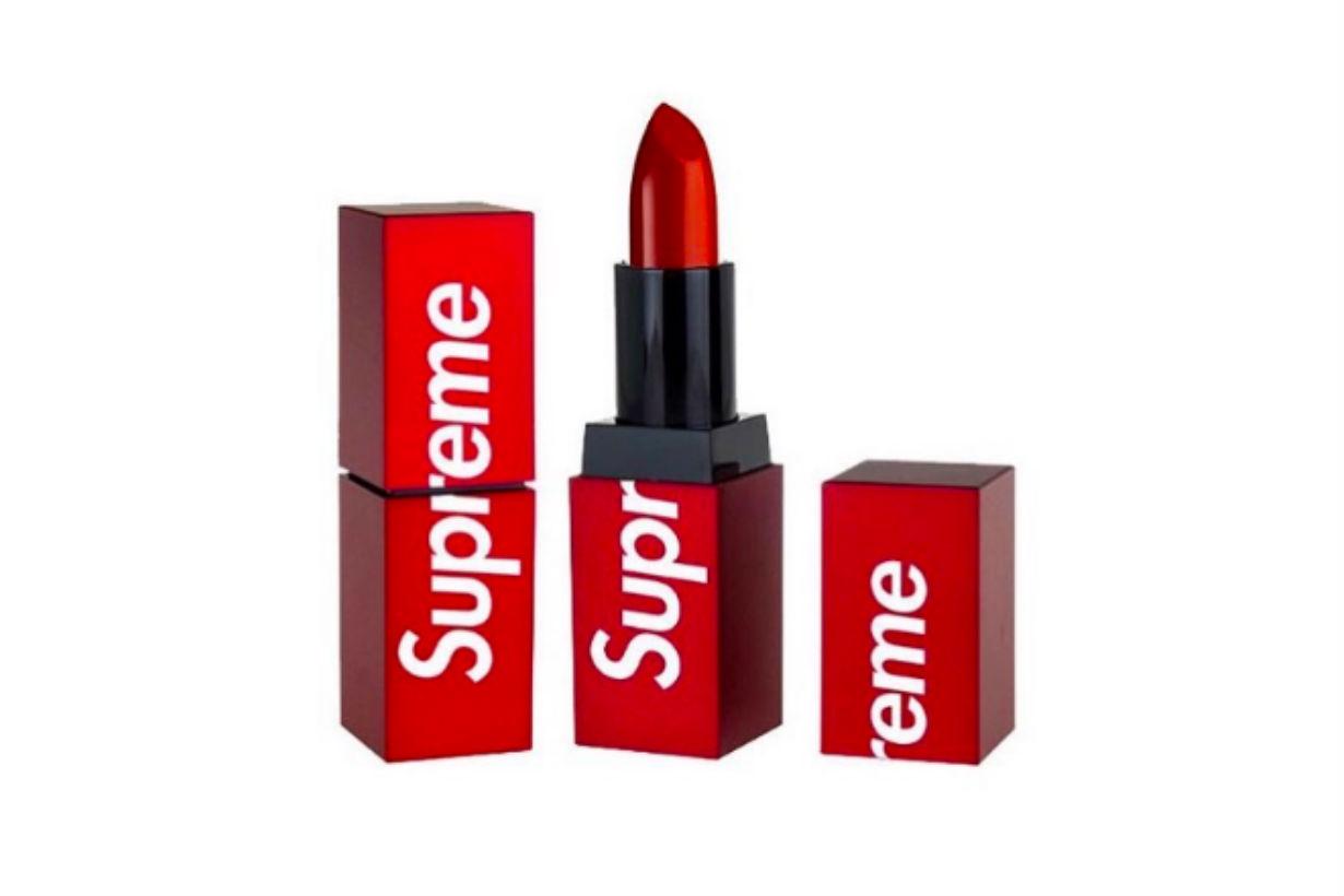 Supreme 即將進軍美妝界?這支唇膏絕對連男友都搶著收藏!