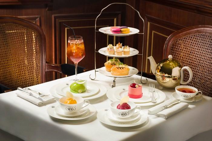 Tea WG 新推出的下午茶,美味得要 Encore!