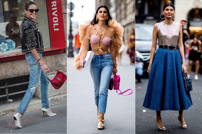 太花俏高調的上衣不敢穿出門?巴黎高訂時裝展外的潮人用這件單品解決!
