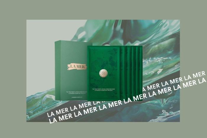 La Mer 推出了超級補濕的面膜!5 分鐘就可以擁有水潤感肌膚