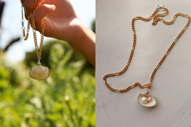 Wald Berlin Shell Necklace