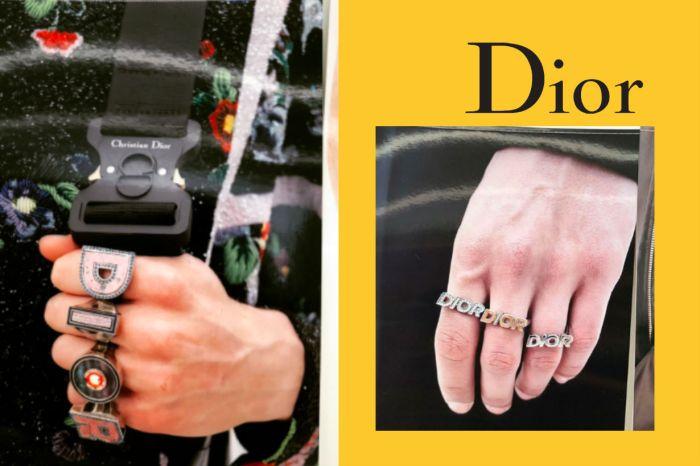 很難不心動!Dior 新任潮女設計師公開本季「飾品系列」首波近照!