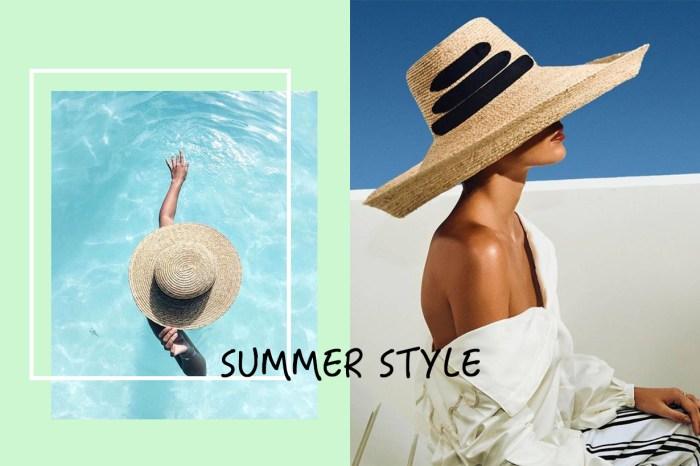 夏日時髦穿搭法則:這項配件讓你的夏日更 Chic !
