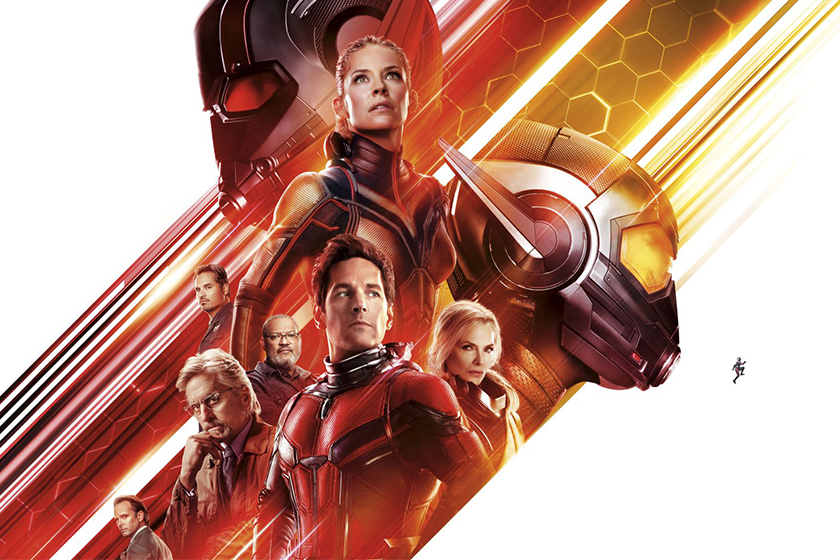 ant man and the wasp Quantum Realm avengers 4 easter egg
