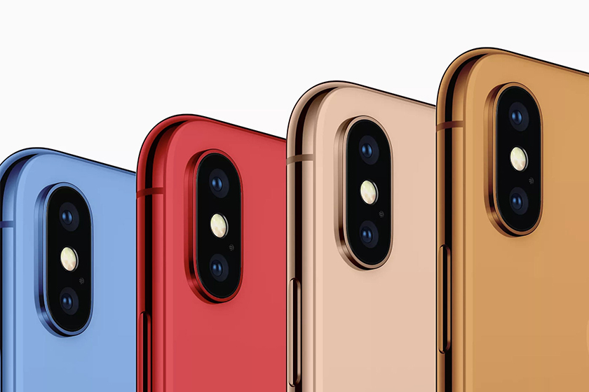 apple iphone colors 2018 launch rumors