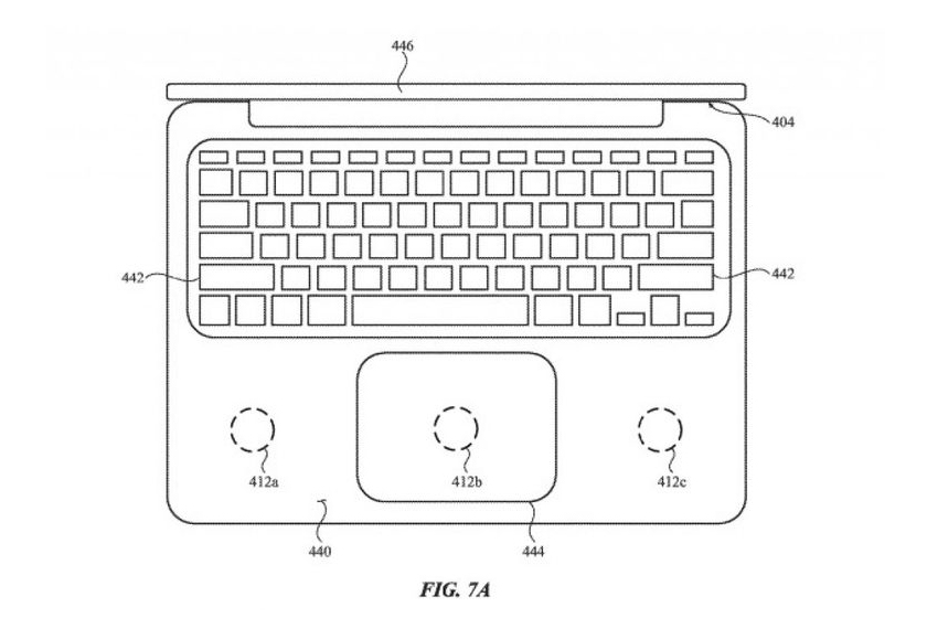 apple macbook patent charge