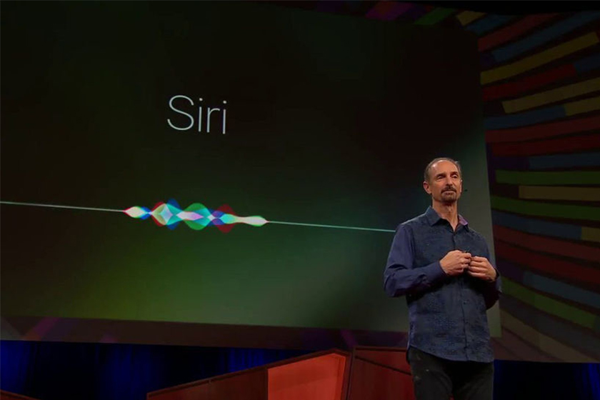 apple siri cofounder tom gruber leaves company