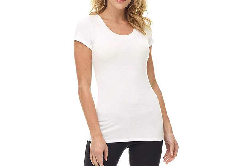 best-white-tshirts-amazon Women Focus