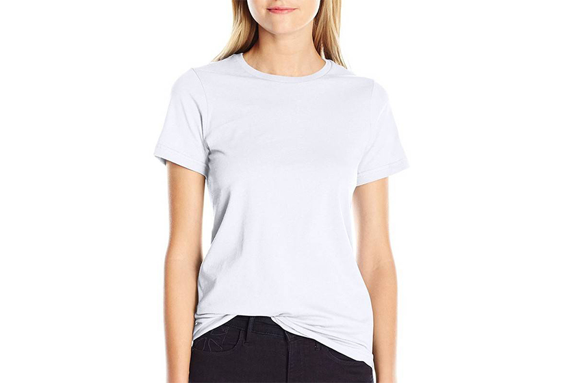 best-white-tshirts-amazon Hanes