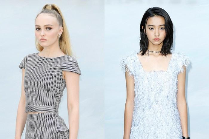 Chanel 秀上東西方最受注目星二代:Lily-Rose vs Kōki,你選哪位?
