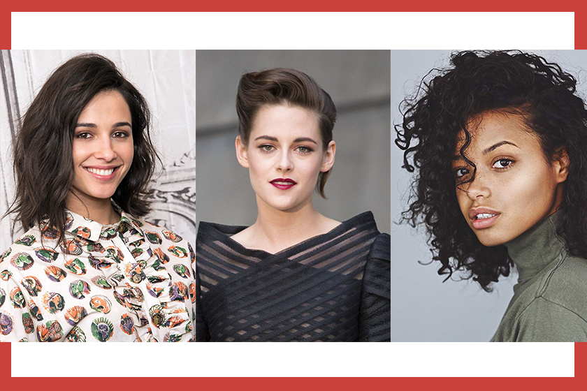 charlies angels reboot cast Kristen Stewart Naomi Scott and Ella Balinska