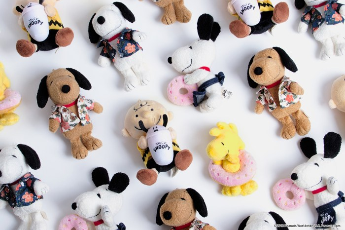 炎炎夏日,去這裡與 Snoopy 拍照打卡吧!