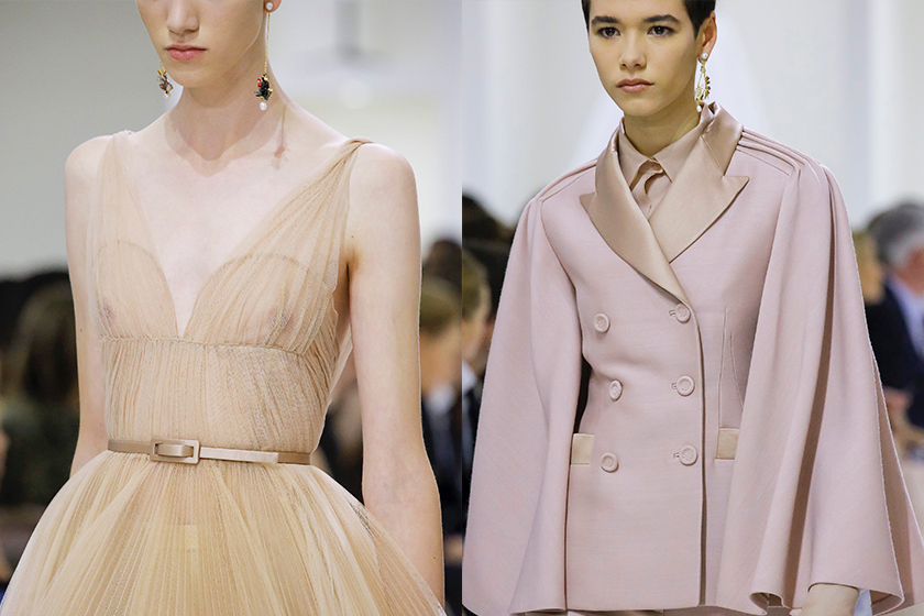 christian-dior fall-2018-couture runway details