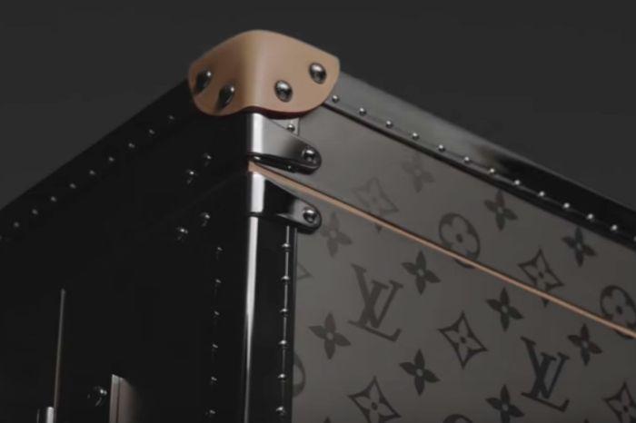 Louis Vuitton 世界盃展示櫃開箱影片釋出,不懂足球的妳也一定著迷!