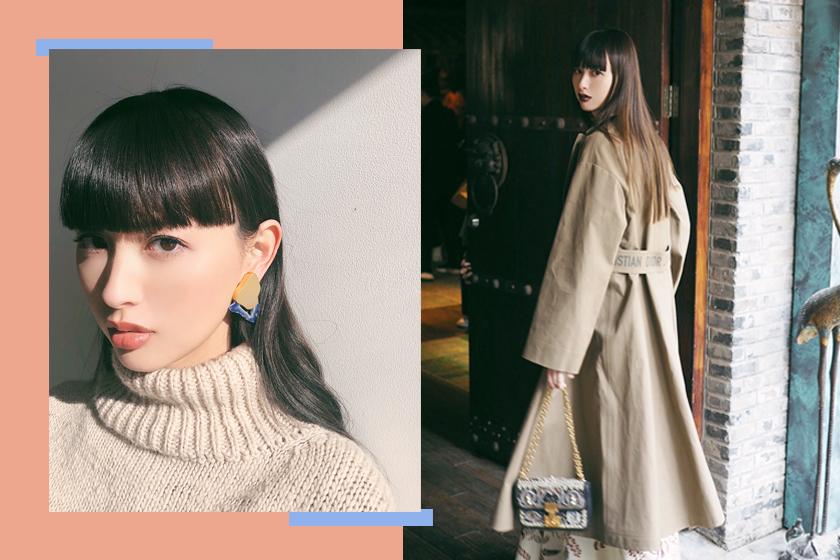 EMI SUZUKI lautashi  s'eee magazine model japan mother