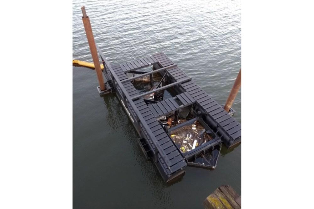 回收再利用!廢棄物建造而成的漂浮公園一定要去朝聖!