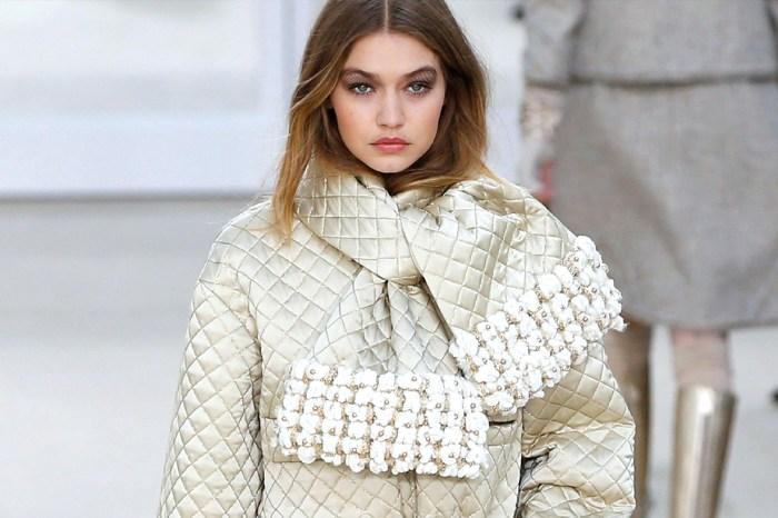 這個 Chanel 巨型手袋經 Gigi Hadid 示範後,必定會火紅起來!