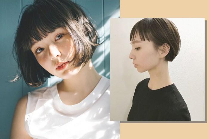 超乎你想像的 20 種髮型靈感,證明「瀏海 + 短髮」真的是黃金組合!
