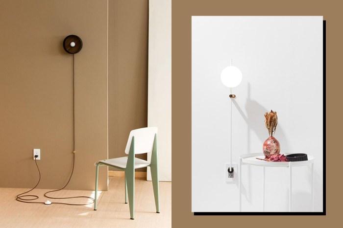 打造質感家居,蝸居最需要的就是這盞可以懸浮的座地燈!