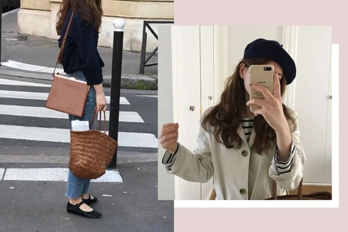 氣質女孩要 Follow!這種淡雅的素色穿搭,就是韓國女生最近大愛的造型!