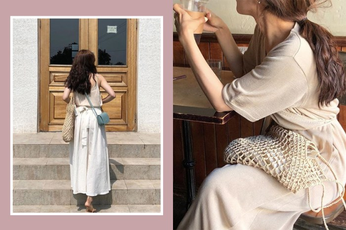 寬鬆穿搭不一定是 Boyish 風,韓國女生是這樣用它穿出知性氣質!